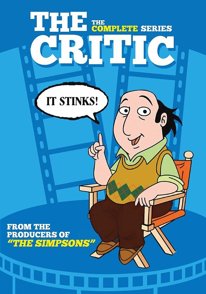 - Critic, The Dvd (3pc)