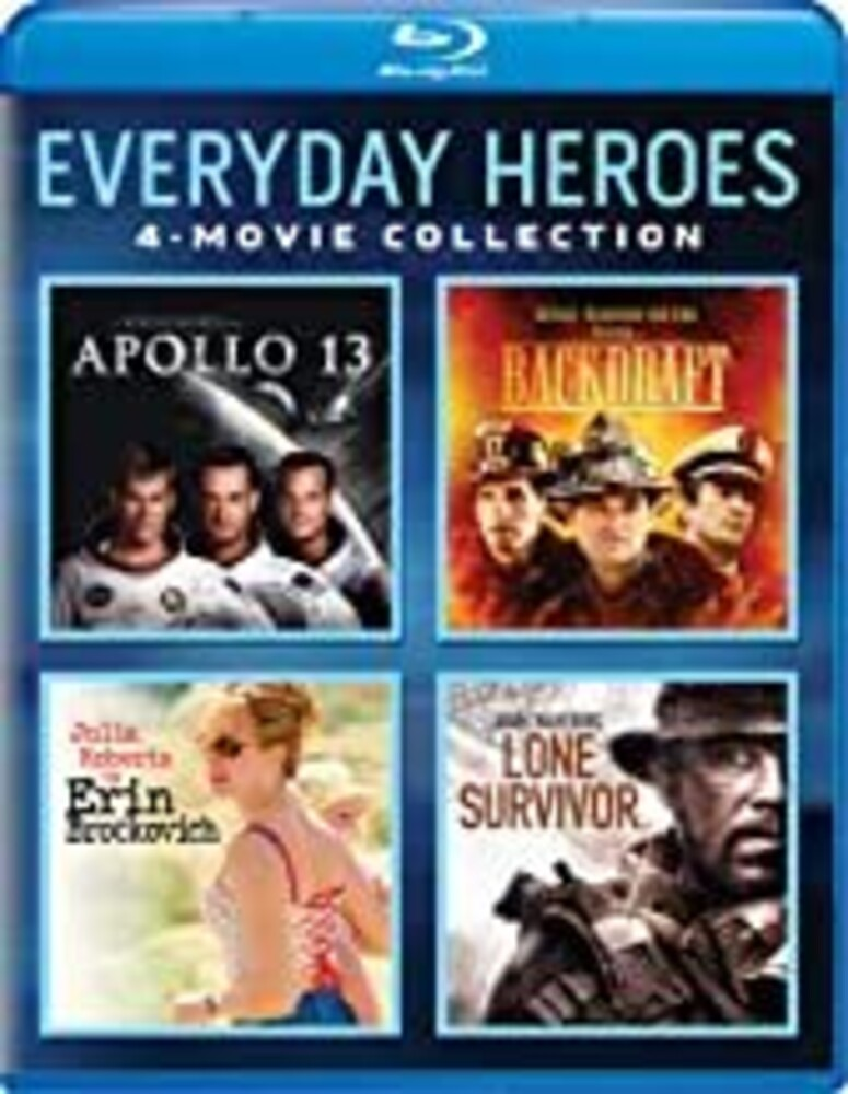 Everyday Heroes 4-Movie Collection - Everyday Heroes 4-Movie Collection