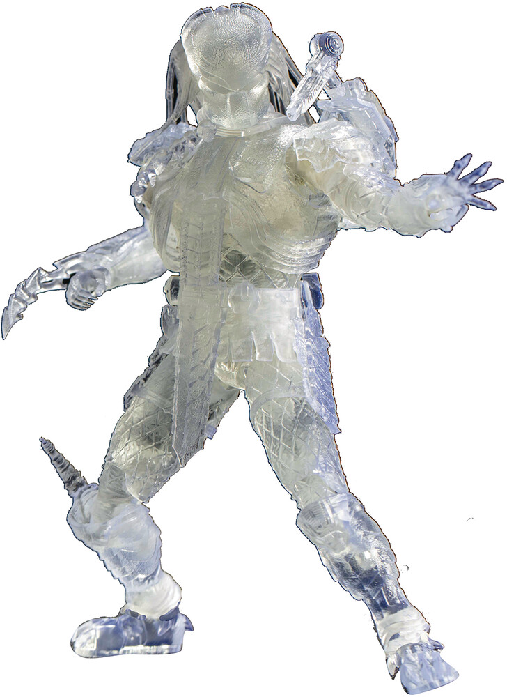 Hiya Toys - HIYA TOYS - AVP Invisible Scar Predator PX 1/18 Scale Figure