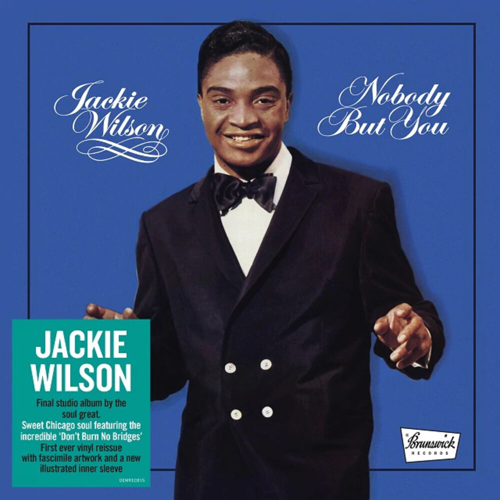 Jackie Wilson - Nobody But You [140-Gram Black Vinyl]