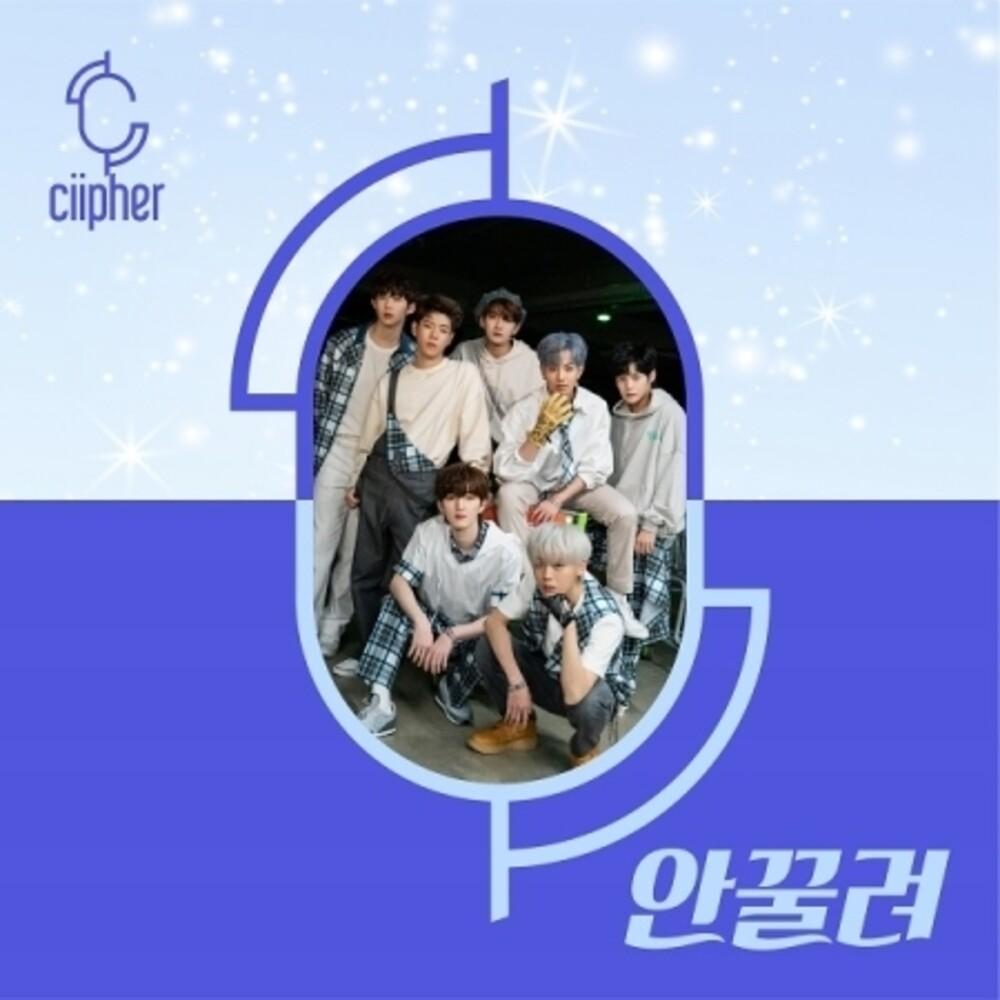 Ciipher - Ciipher Mini Album (Stic) (Phob) (Phot) (Asia)