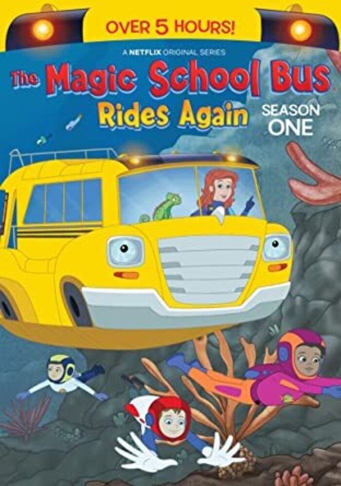 - Magic School Bus Rides Again, The: Season1 (2pc)