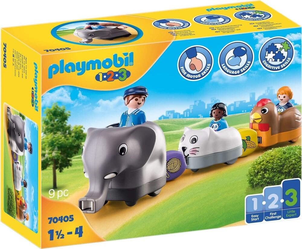 - 123 Animal Train (Fig)
