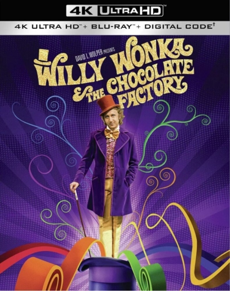 - Willy Wonka & the Chocolate Factory