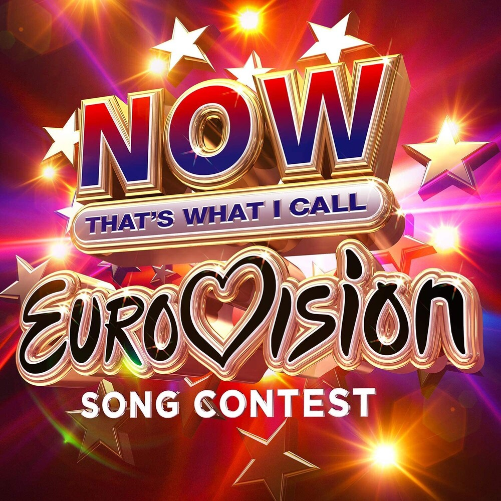 Now That's What I Call Eurovision / Various - Now That's What I Call Eurovision / Various (Uk)