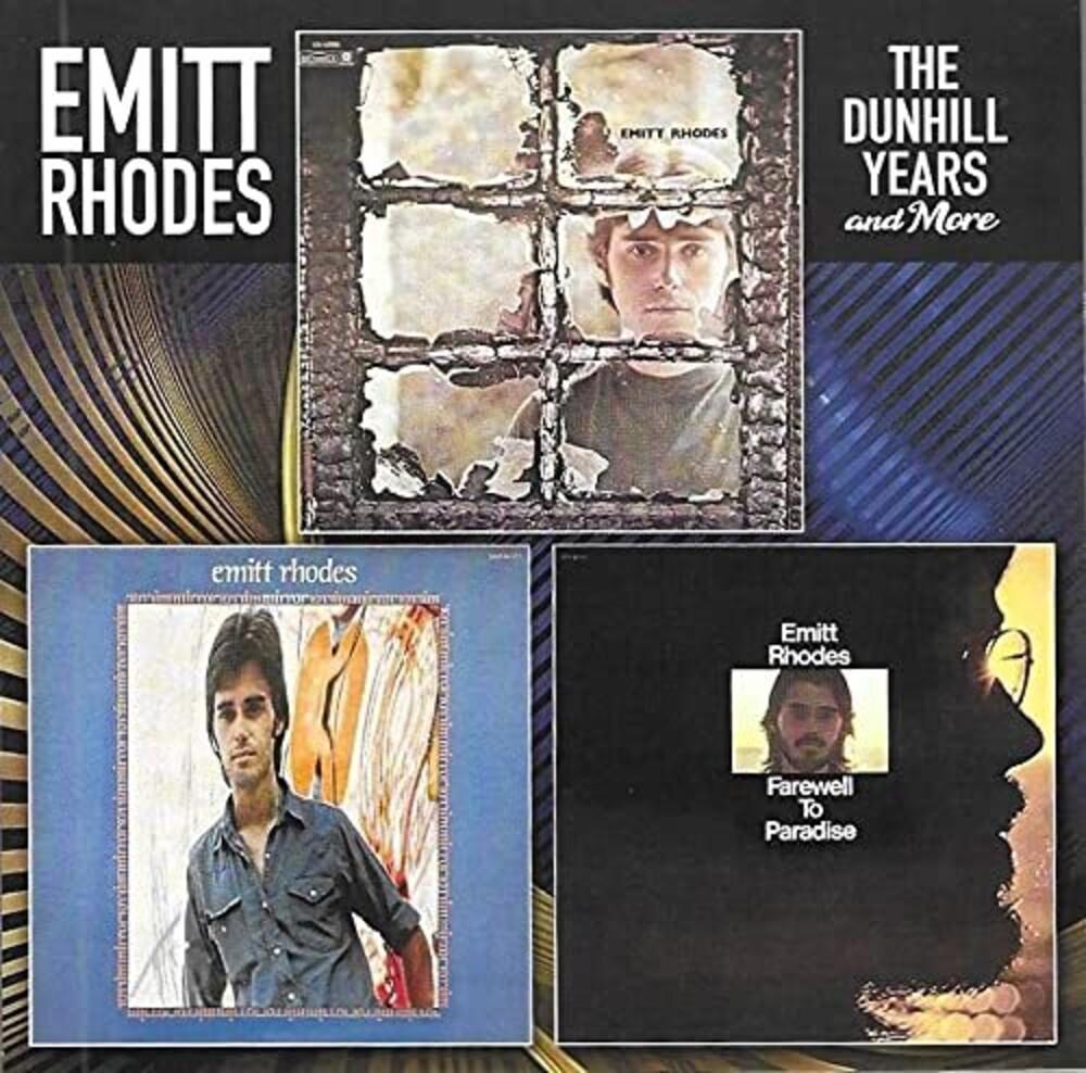 Emitt Rhodes - Dunhill Years & More [2CD]