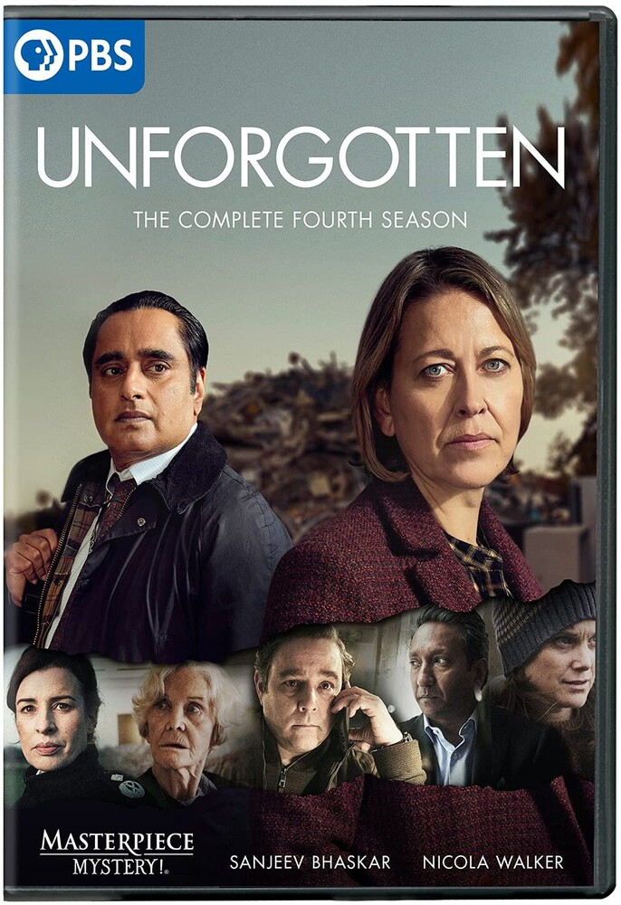 - Unforgotten: The Complete Fourth Season (Masterpiece Mystery!)