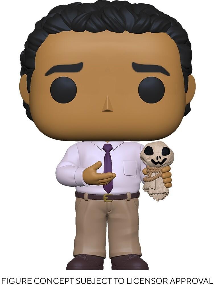 - The Office- Oscar W/Scarecrow Doll (Vfig)