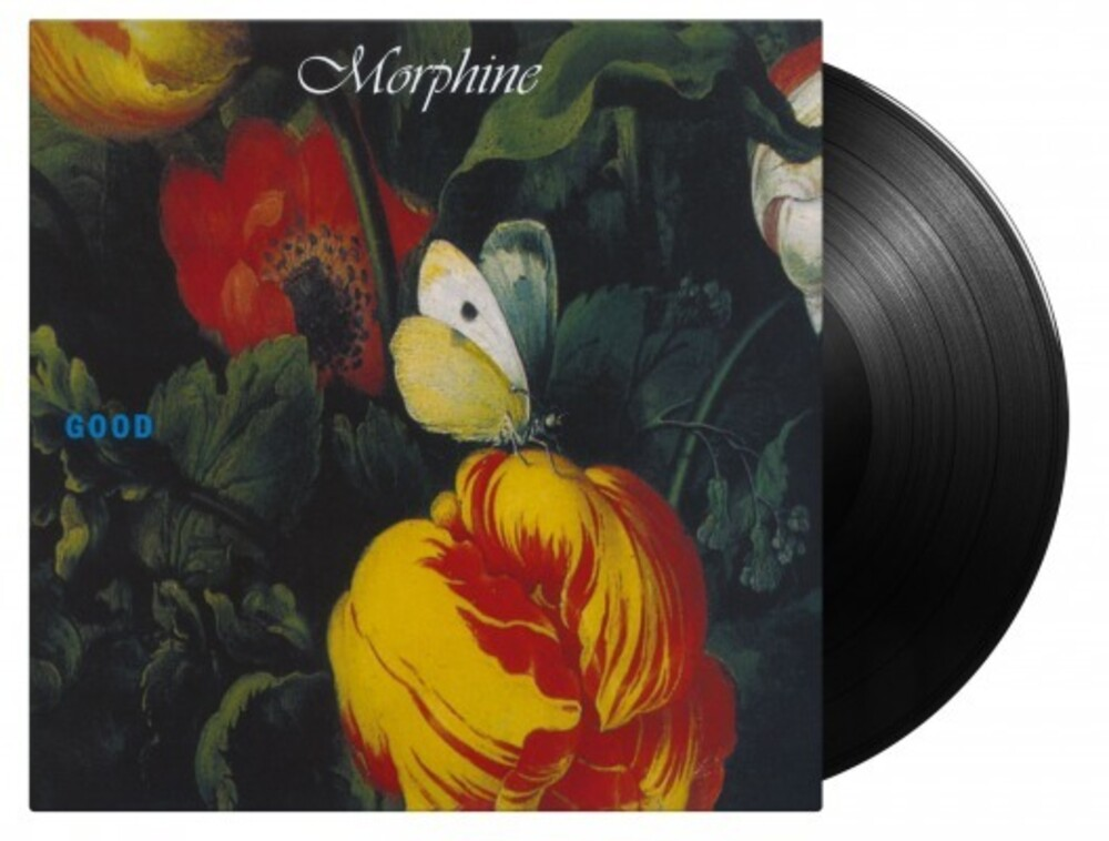 Morphine - Good (Blk) [180 Gram] (Hol)