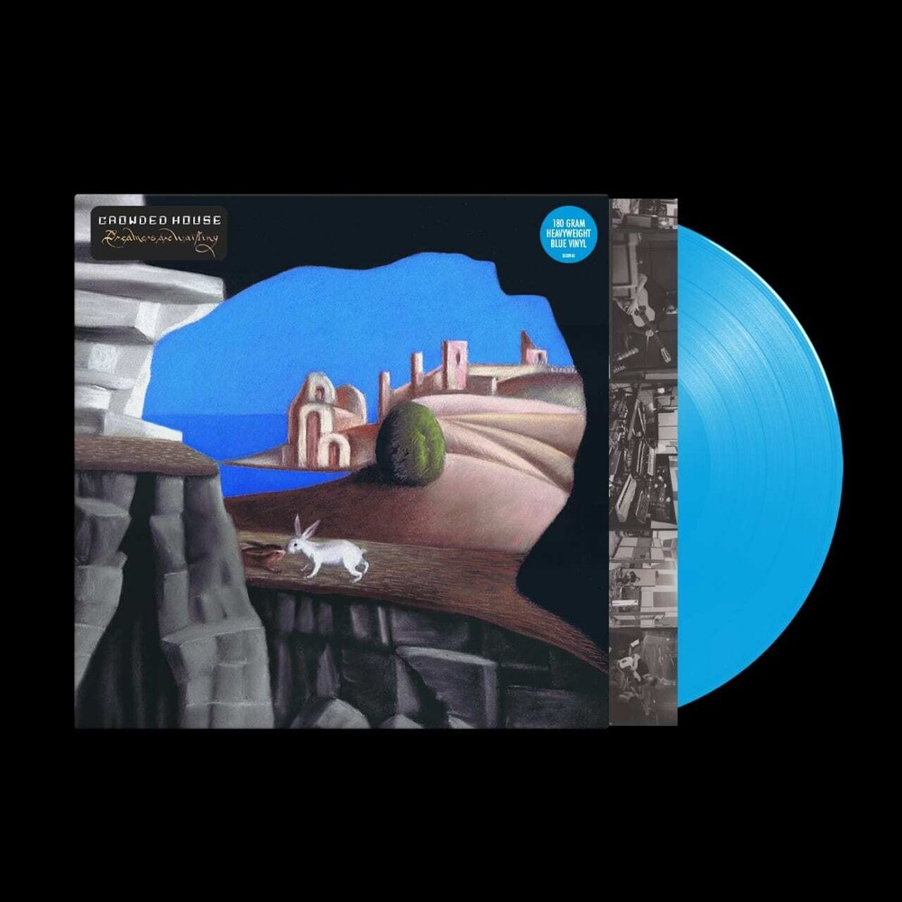 Crowded House - Dreamers Are Waiting [Blue Colored Vinyl] [Import]