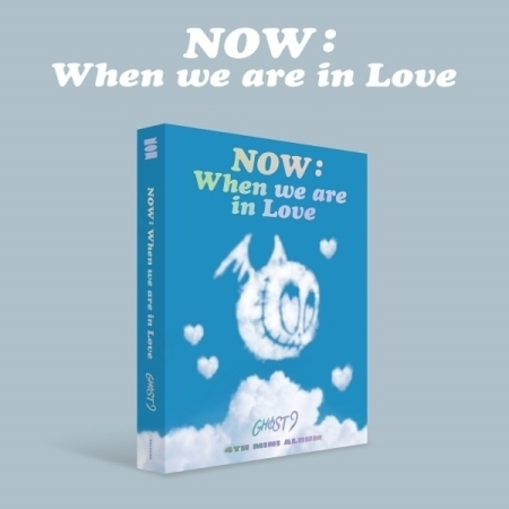 Ghost9 - Now: When We Are In Love (Comc) (Stic) (Pcrd)