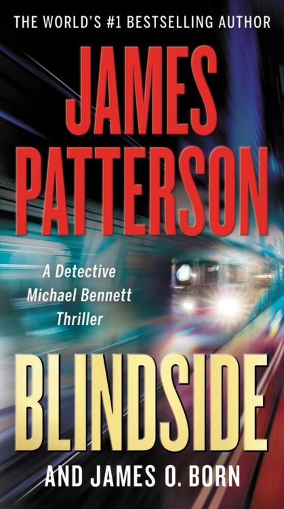 James Patterson  / Born,James O - Blindside (Msmk) (Ser)