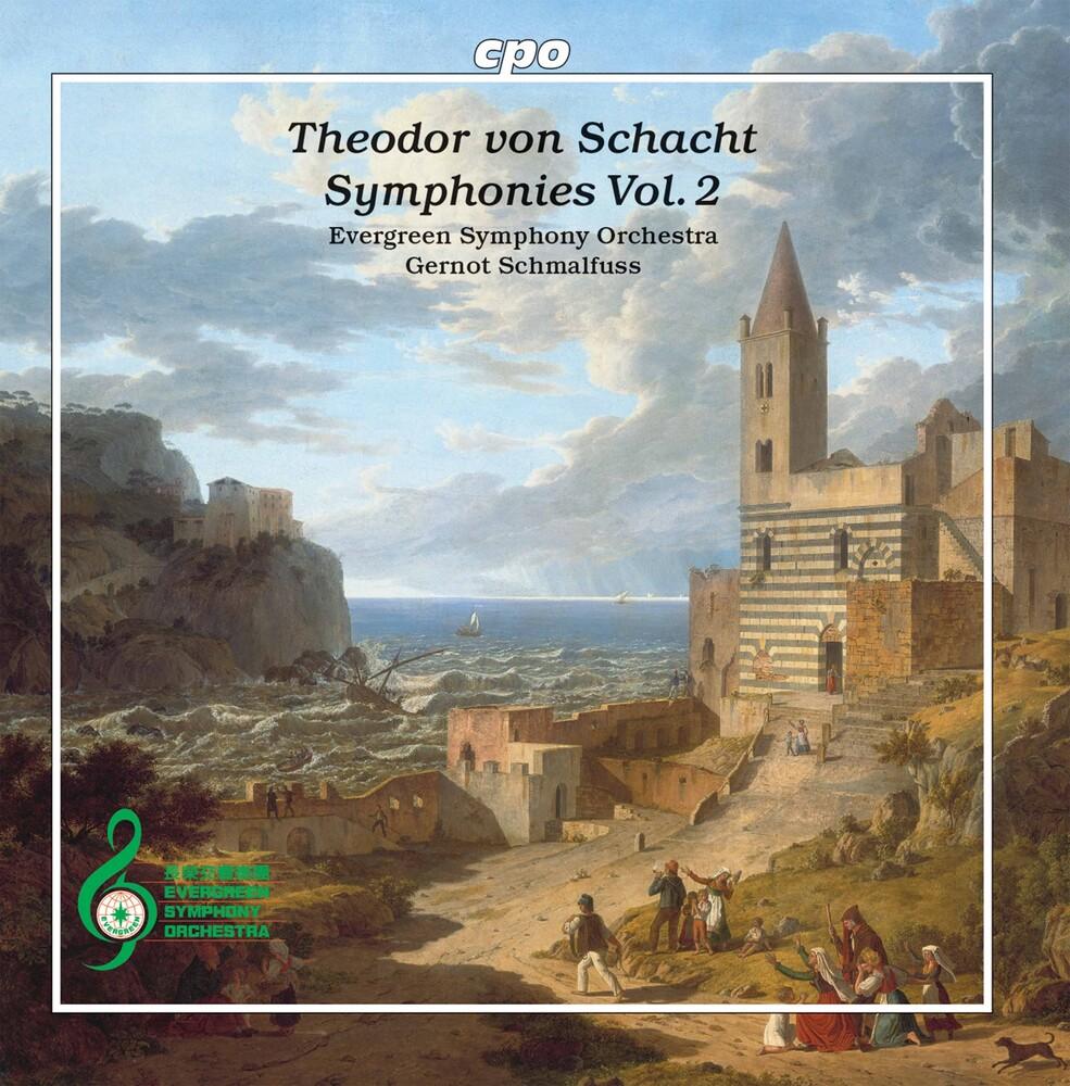 Schacht / Evergreen Symphony Orch / Schmalfuss - Symphonies 2