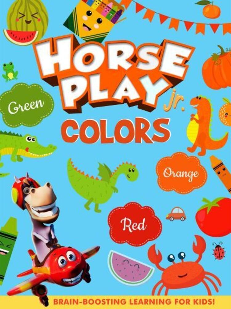 Paul Castro Jr - Horseplay Jr: Colors