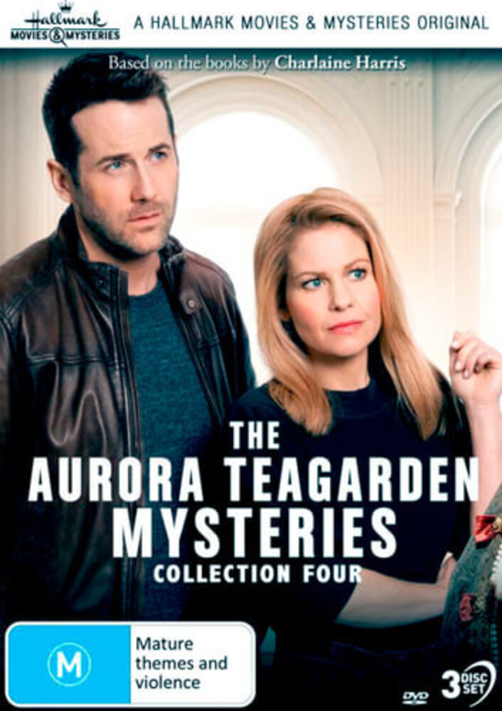 - Aurora Teagarden Mysteries: Collection 4 (3pc)