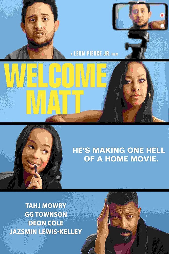 - Welcome Matt / (Mod)