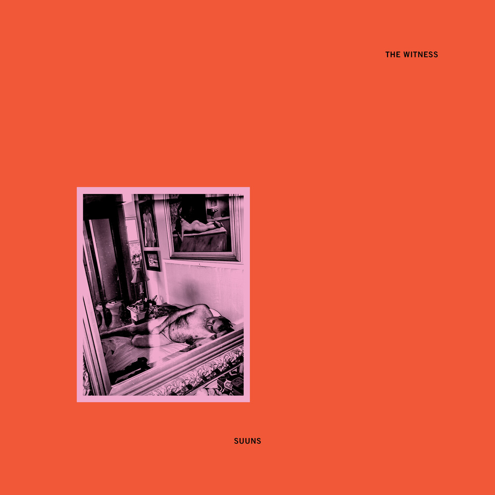 Suuns - Witness [Indie Exclusive] (Bright Blue Vinyl) (Blue) [Colored Vinyl]