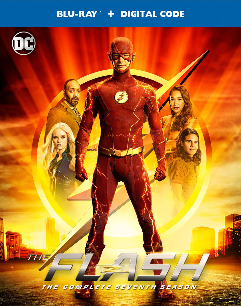 Flash: Complete Seventh Season - Flash: Complete Seventh Season (4pc) / (Box Dig)