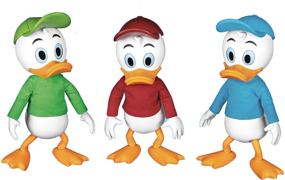 - Ducktales Dah-069 Dynamic 8-Ction Huey Dewey Louie