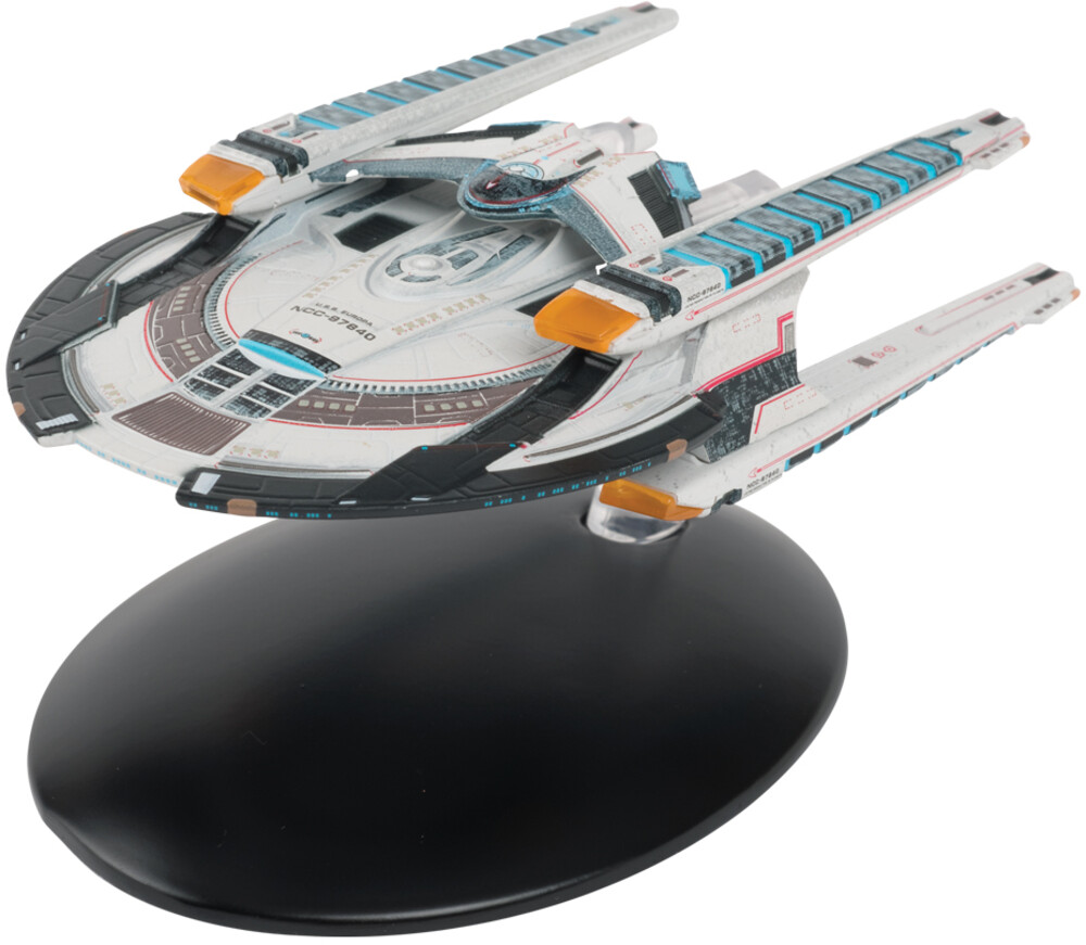 Star Trek Starships - Star Trek Starships - Europa-Class Federation Heav