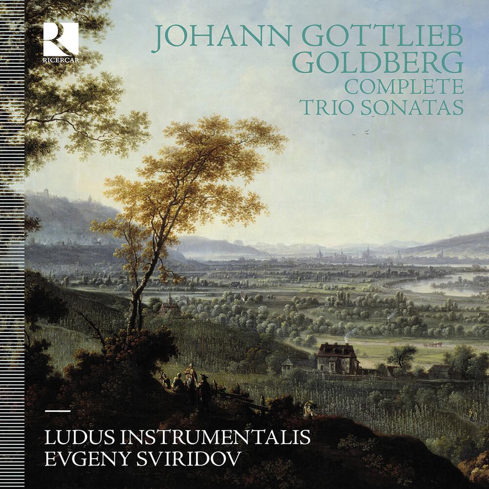 Goldberg / Ludus Instrumentalis - Complete Trio Sonatas