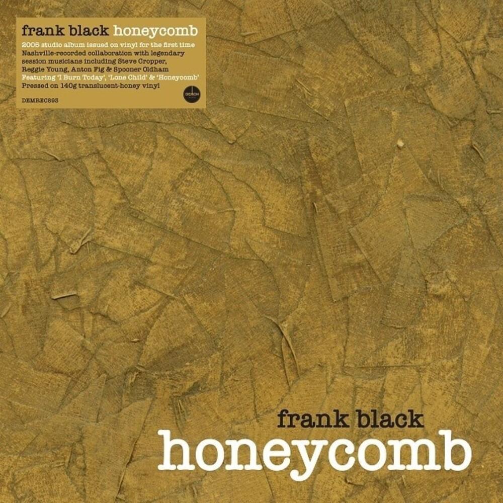 Frank Black - Honeycomb [Colored Vinyl] (Gol) (Ofgv) (Uk)