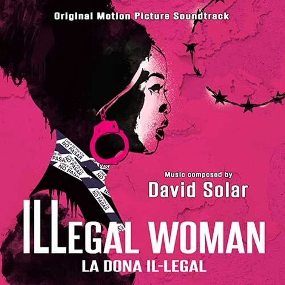 David Solar  (Ita) - Illegal Woman / O.S.T. (Ita)