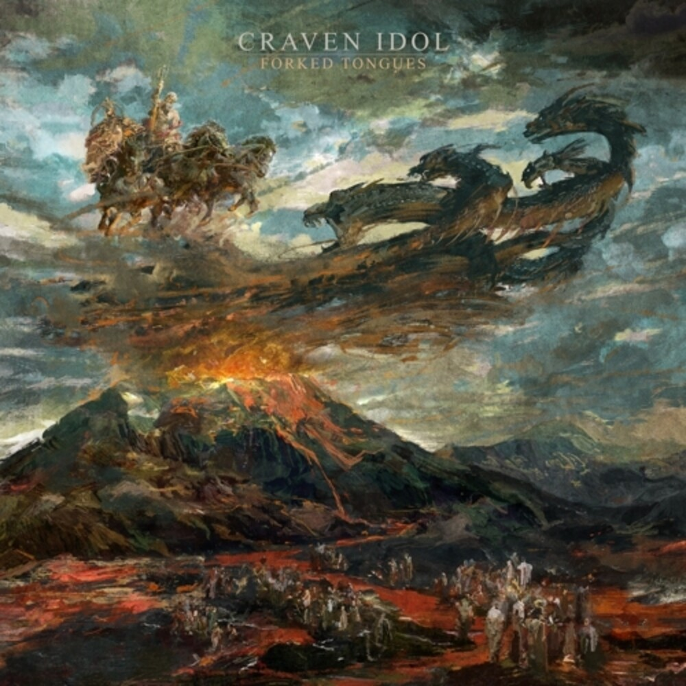 Craven Idol - Forked Tongues