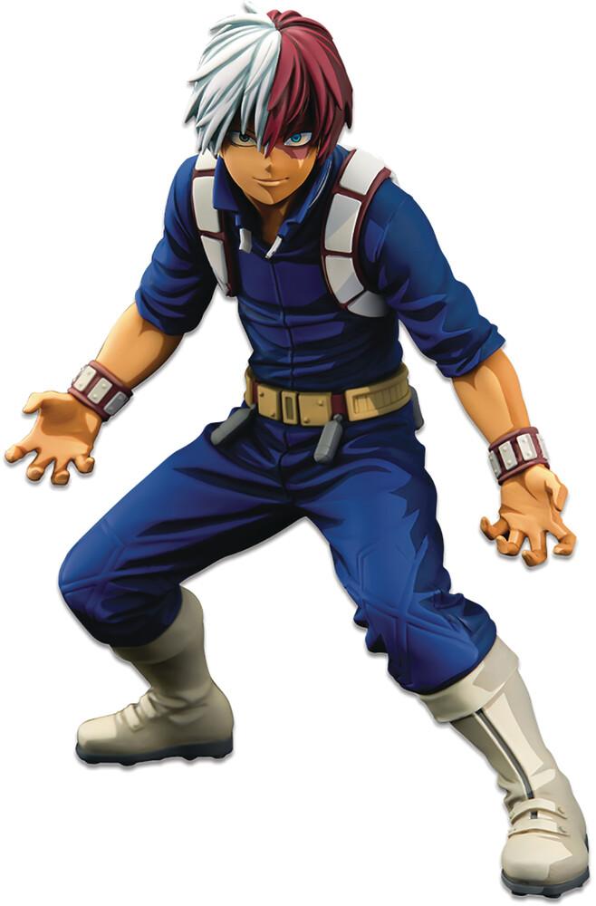 Banpresto - My Hero Academia Wfc Modeling Shoto Todoroki 2 Dim