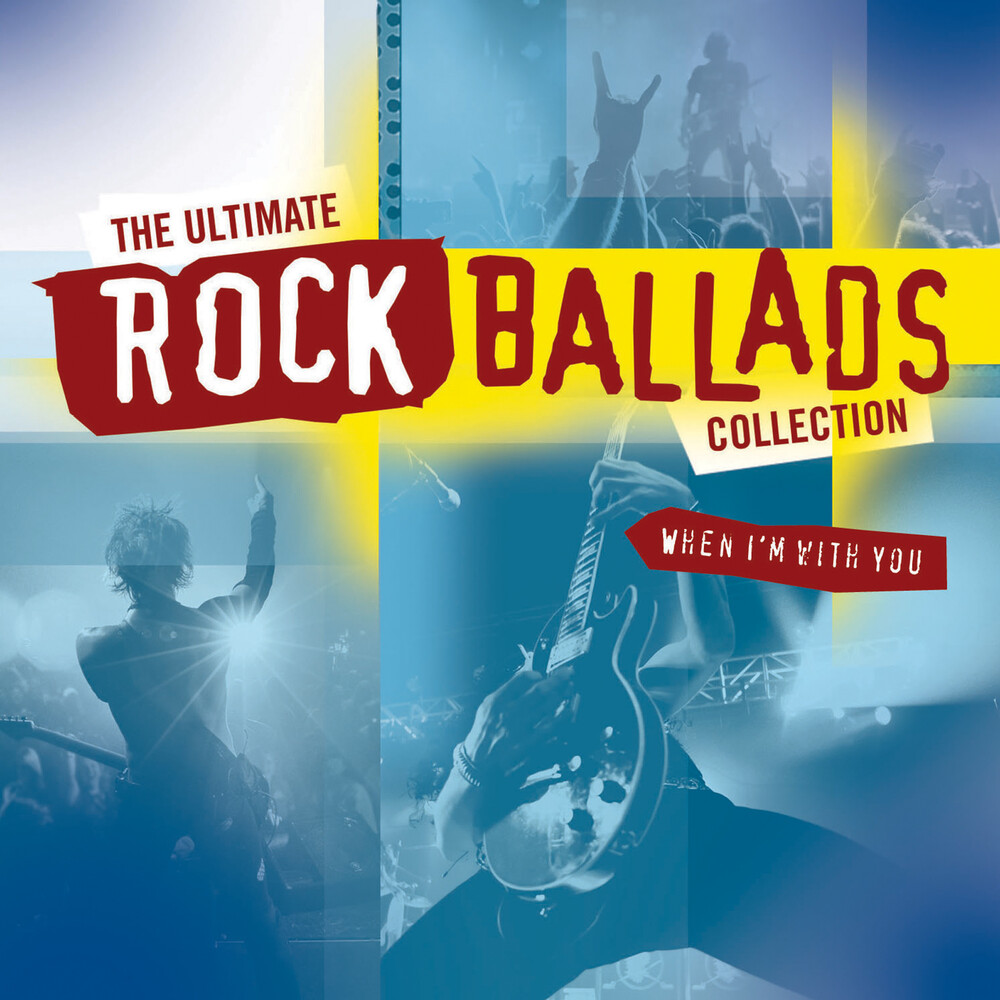 Time Life's Ultimate Rock Ballads / Various - Time Life's Ultimate Rock Ballads / Various