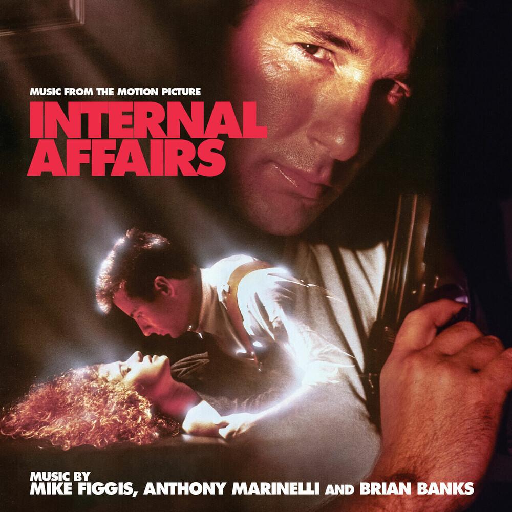Mike Figgis  / Marinelli,Anthony / Banks,Brian - Internal Affairs / O.S.T. (Ita)