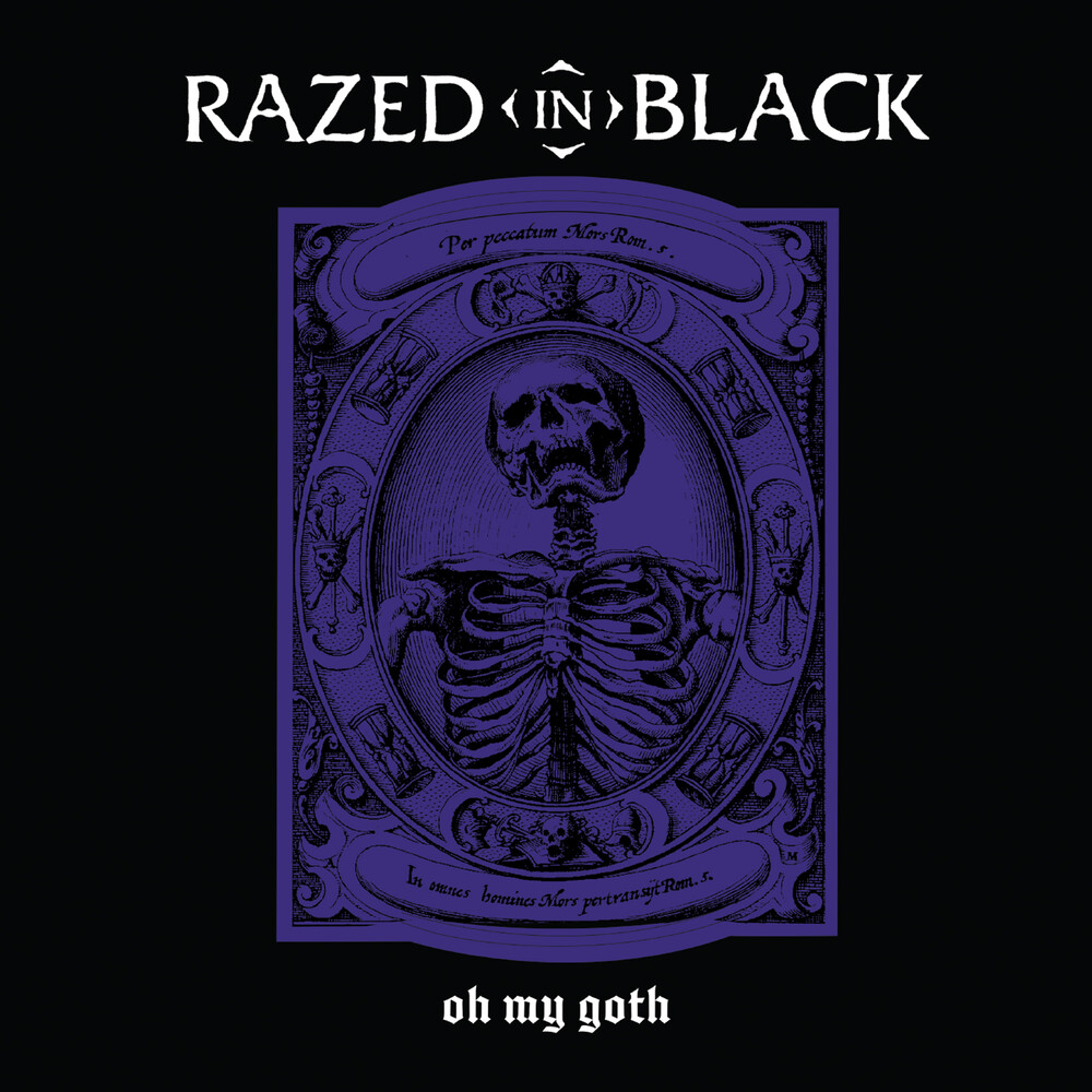 Razed In Black - Oh My Goth! (Blk) [Colored Vinyl] [Limited Edition] (Purp)