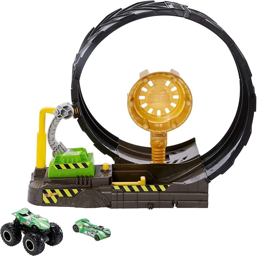 Hot Wheels Monster Truck - Hw Monster Truck Epic Loop Challenge (Tcar)