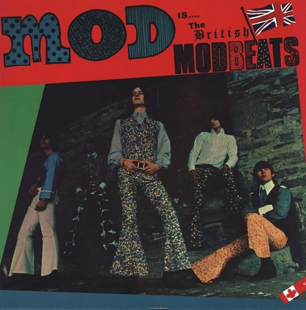 British Modbeats - Mod Is [Multicolor Colored Vinyl]