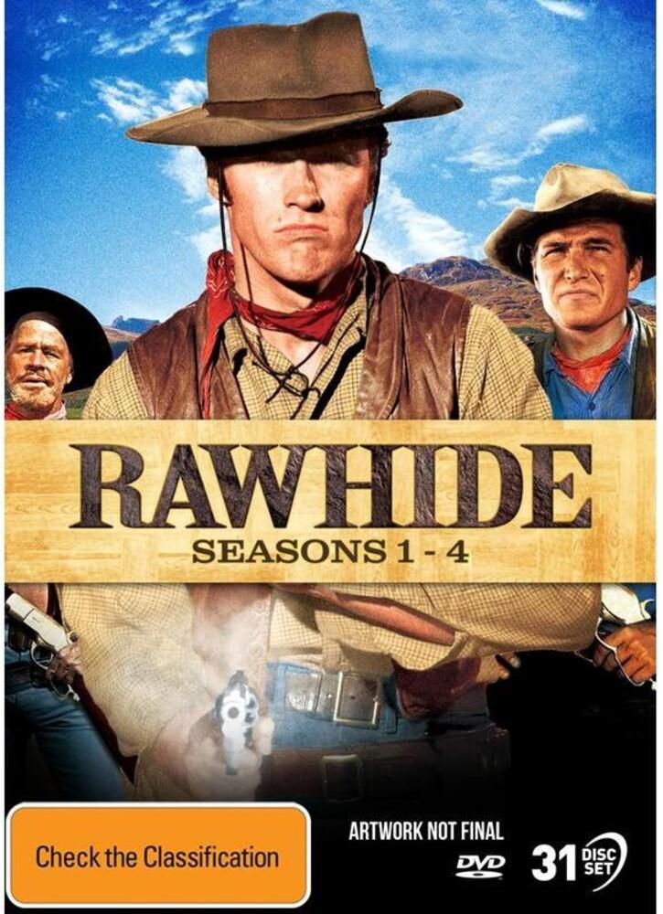 Rawhide: Seasons 1-4 - Rawhide: Seasons 1-4 (31pc) / (Box Aus Ntr0)