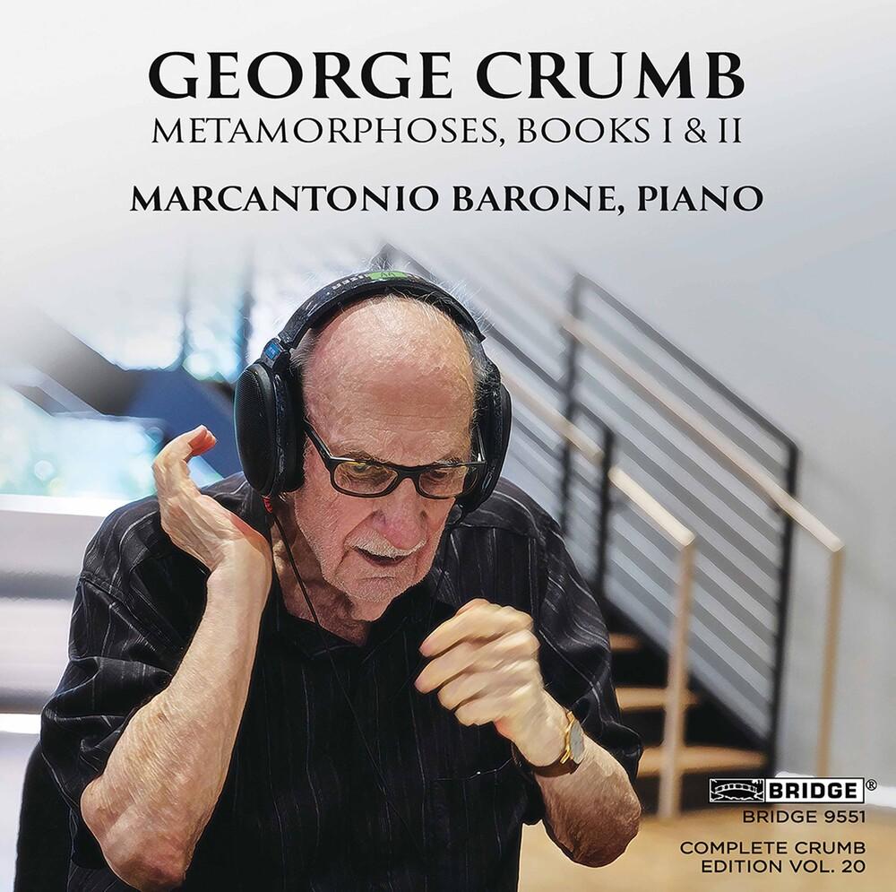 Crumb / Marcantonio Barone - Metamorphoses Books I & Ii