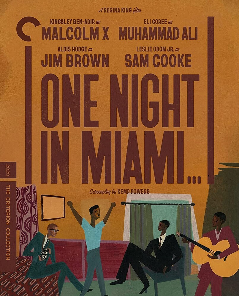 - One Night in Miami DVD