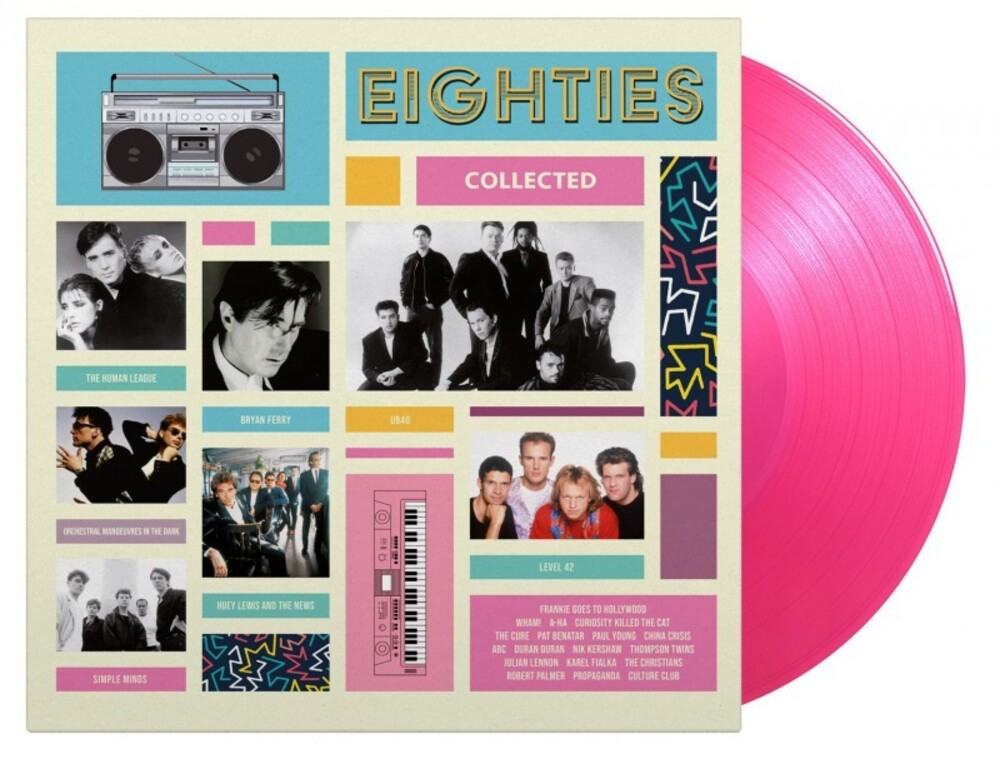 Eighties Collected / Various - Eighties Collected / Various [Colored Vinyl] [Limited Edition] [180 Gram]