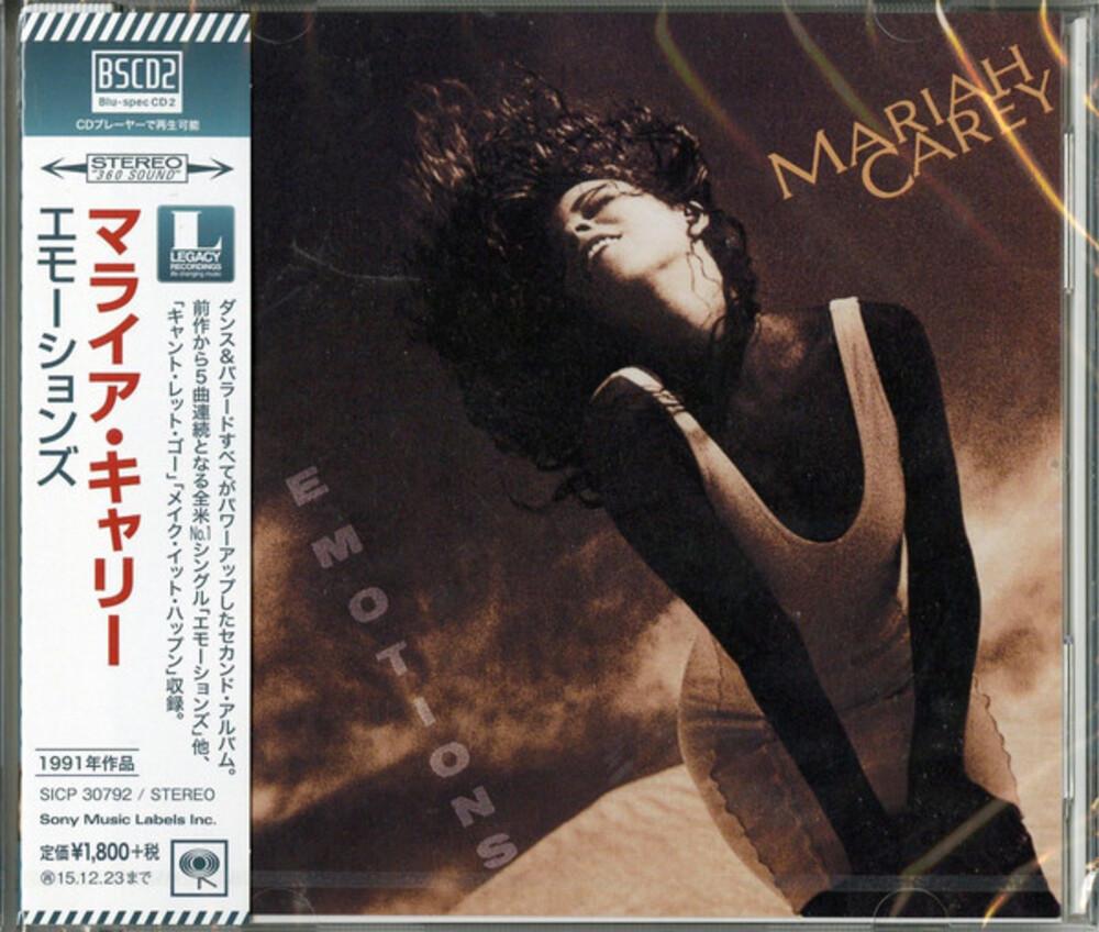 Mariah Carey - Emotions (Blu-Spec CD2)