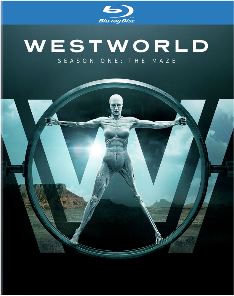 Westworld [HBO TV Series] - Westworld: Season One: The Maze