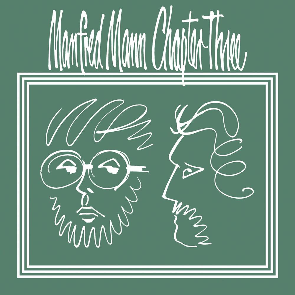 Manfred Manns Earth Band - Manfred Mann Chapter 3 (Uk)