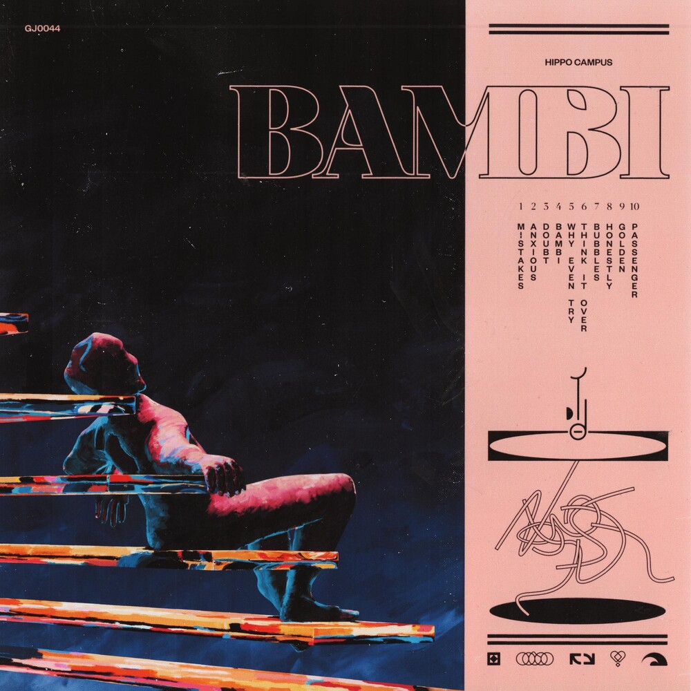 Hippo Campus - Bambi (Midwinter) [LP]