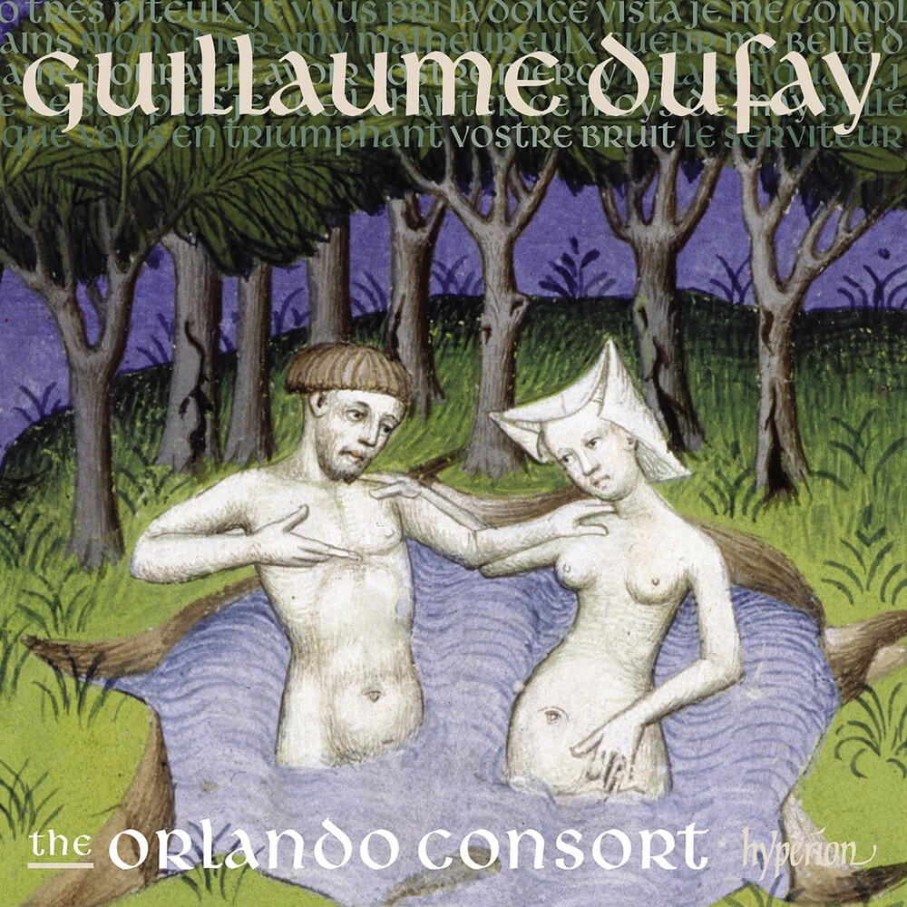 Orlando Consort - Dufay: Lament For Constantinople