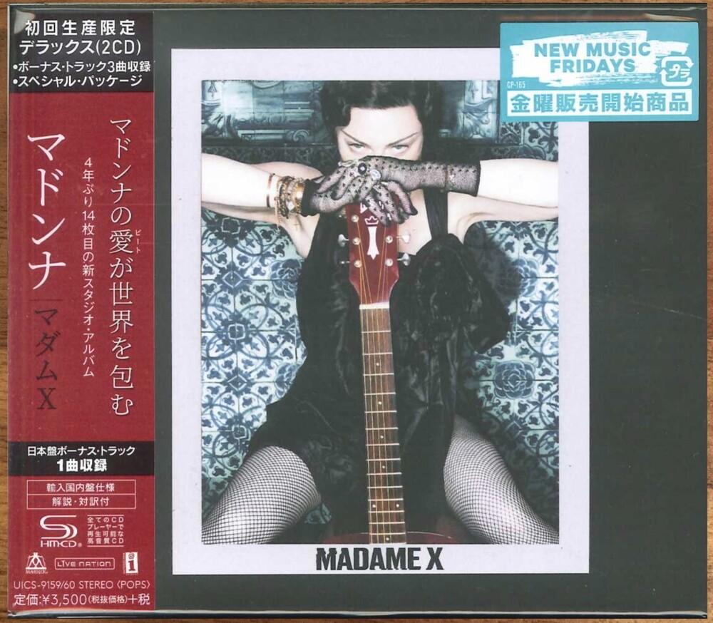 Madonna - Madame X (Bonus Track) [Import Deluxe]