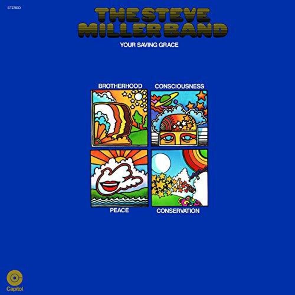 Steve Miller - Your Saving Grace [White LP]