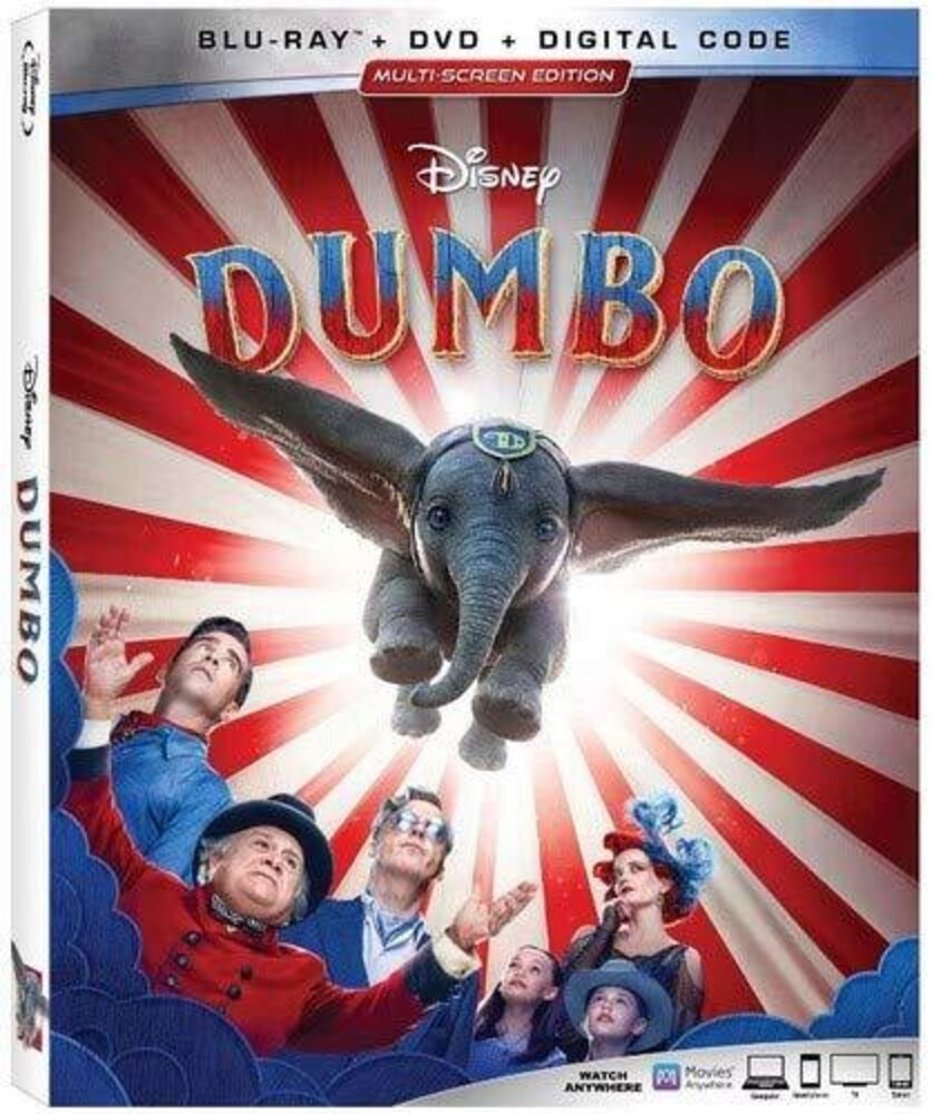 Dumbo [Movie] - Dumbo (Live Action)