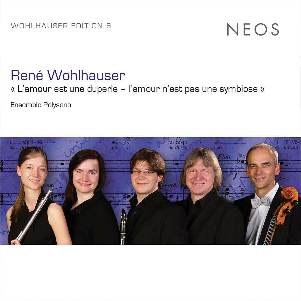 Wohlhauser - L'amour Est Duperie / L'amour N'est Pas Symbiose