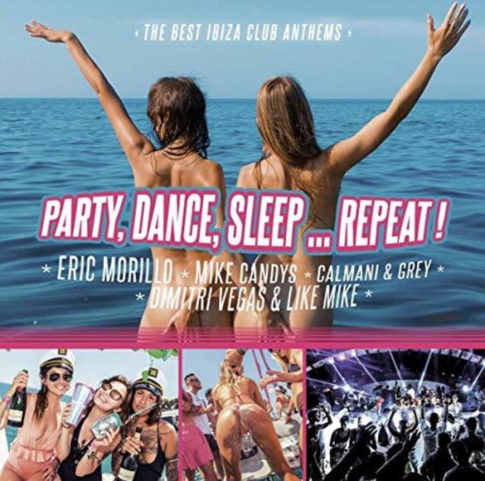 Party Dance Sleep Repeat / Various - Party Dance Sleep Repeat / Various