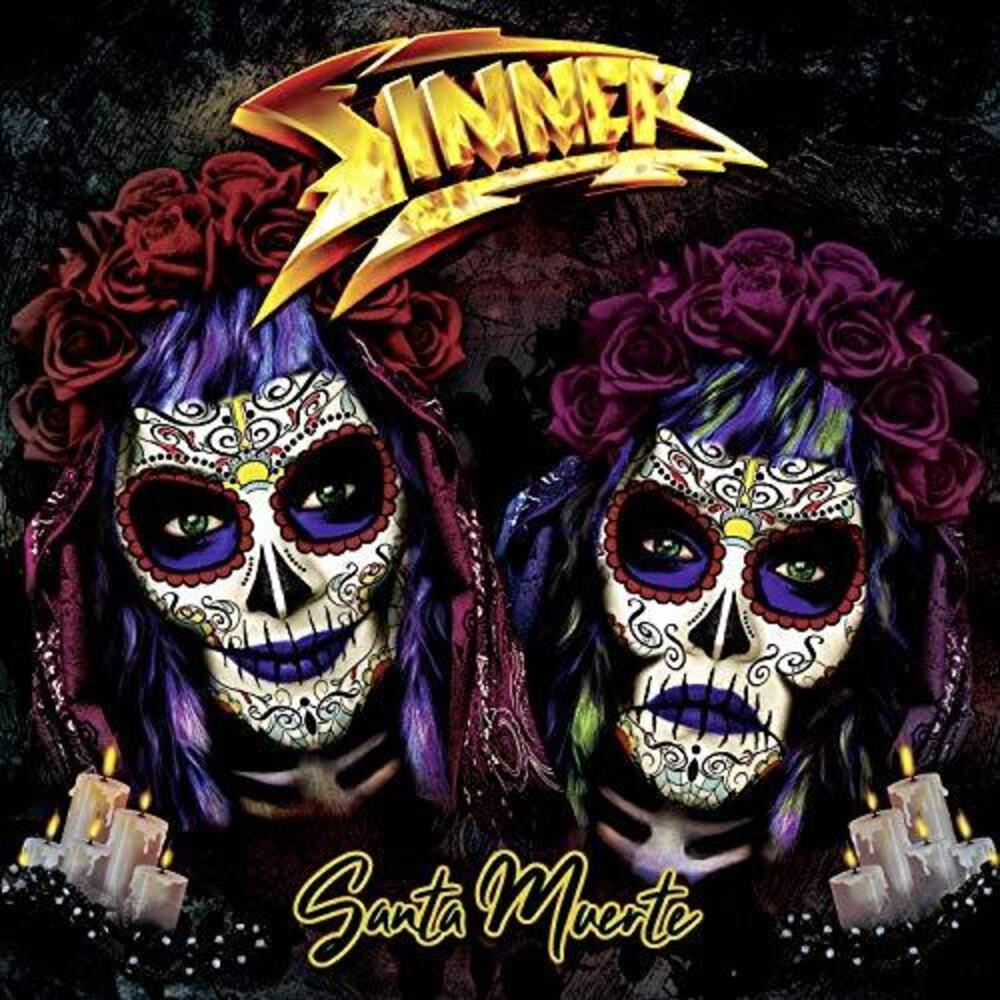 Sinner - Santa Muerte [Digipak]