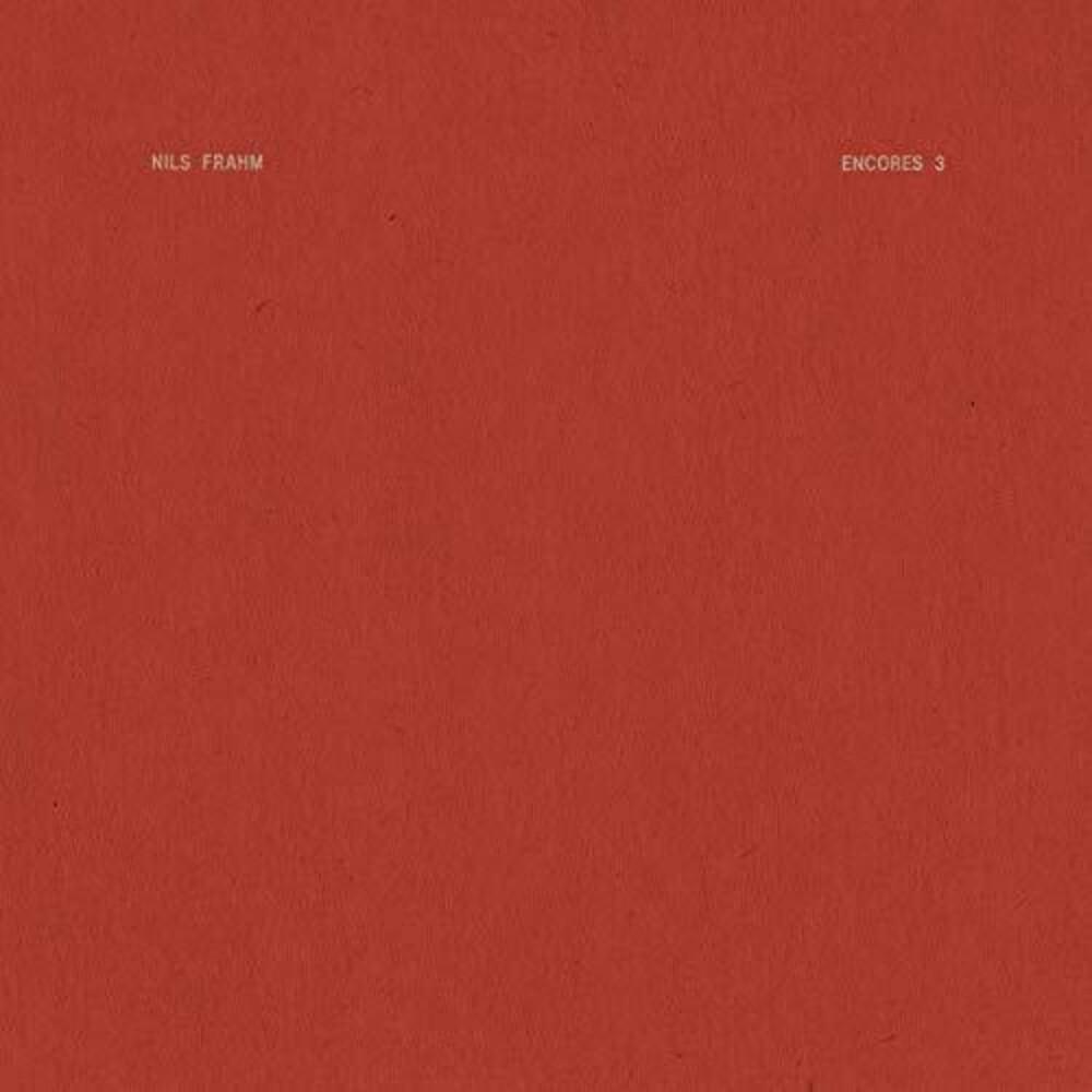 Nils Frahm - Encores 3 EP [Vinyl]